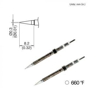T38-03I Micro Tweezer Tips