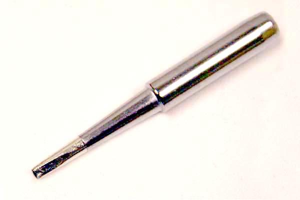900M-T-2LD Chisel Soldering Iron Tip 2 x 8 x 25mm