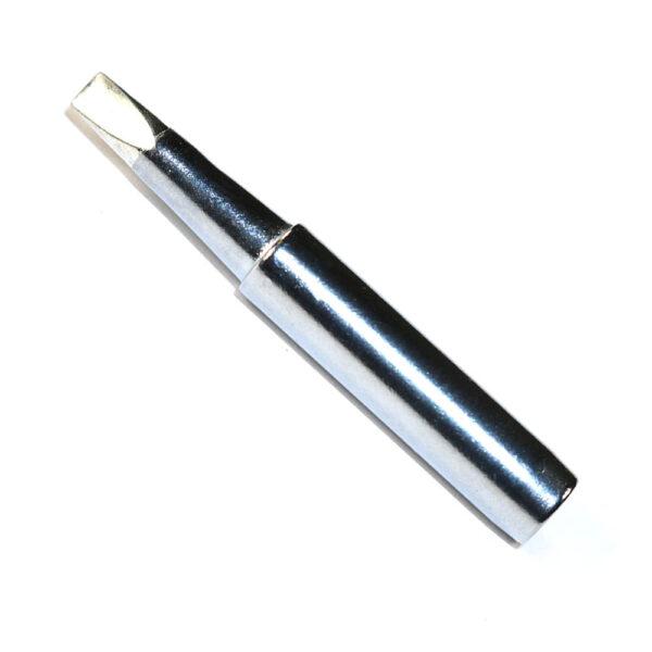 900M-T-3.2D Chisel Soldering Iron Tip 0.5 x 3.2 x 17mm